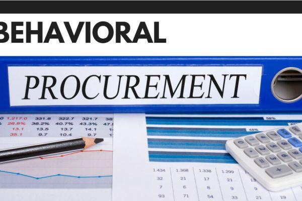 Mengenal Behavioral Procurement dalam Sebuah Perusahaan
