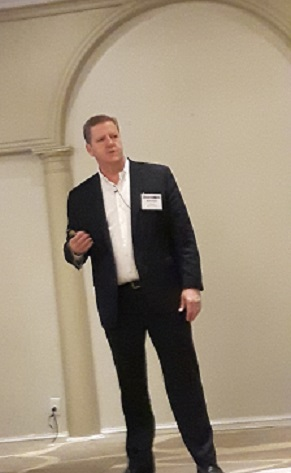 Michael Corcoran, CMO, Information Builders at IB Symposium 2018