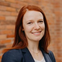 Clare Cameron, program manager, BI, CIty of Burlington