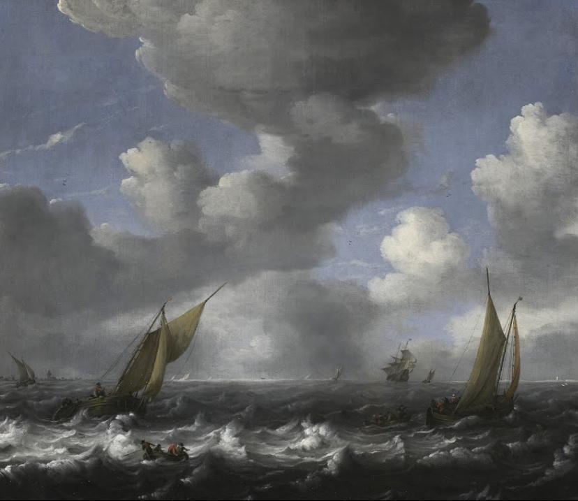 Ludolf-BACKHUYSEN-marine-insight-coaching-art, learning, experience