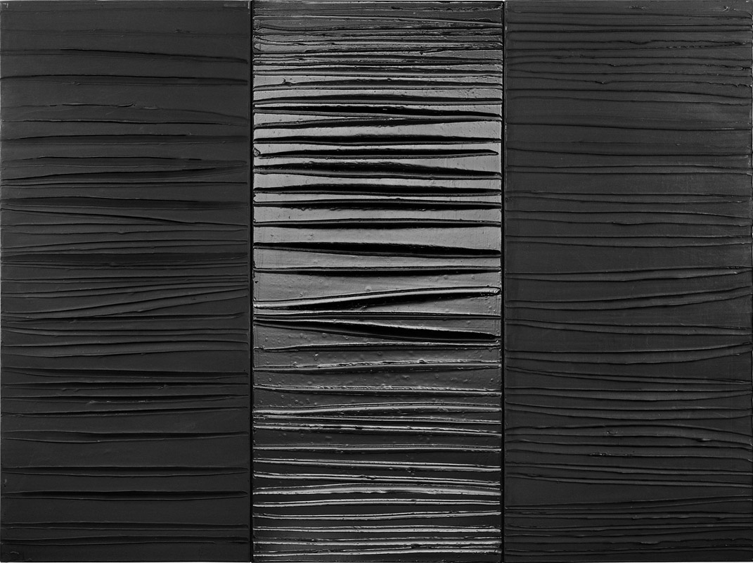 Pierre-Soulages-Triptyque-insight-coaching-art, extremes