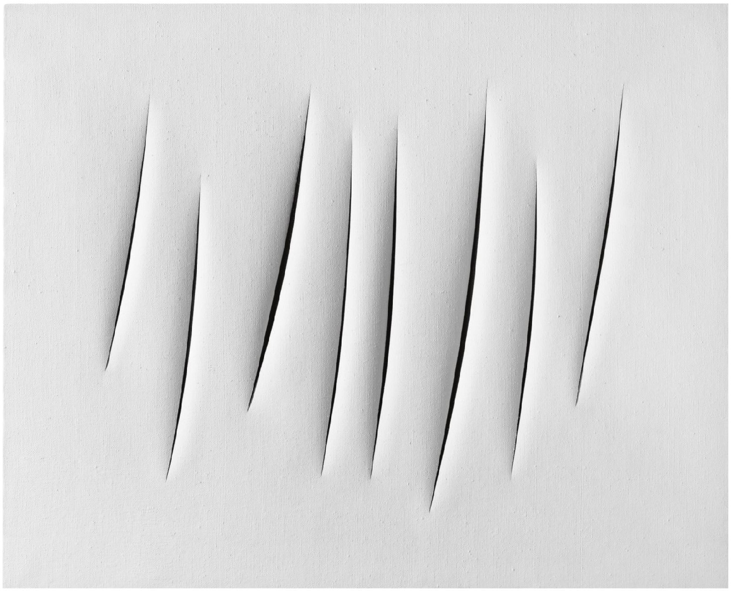 Lucio Fontana, Jon Kabat-Zinn, meditation, mindfulness, méditation