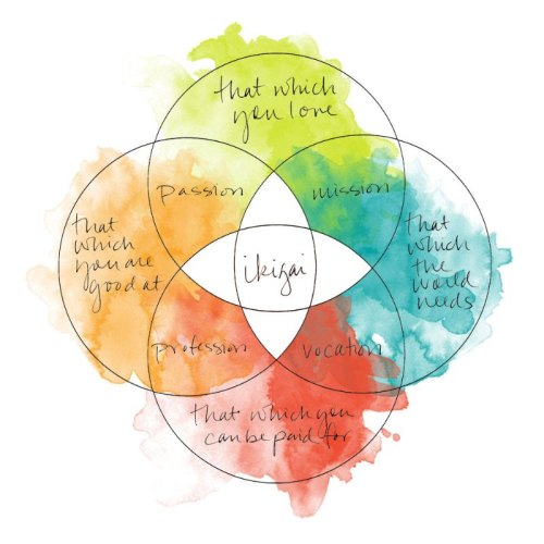 executive coaching, ikigai