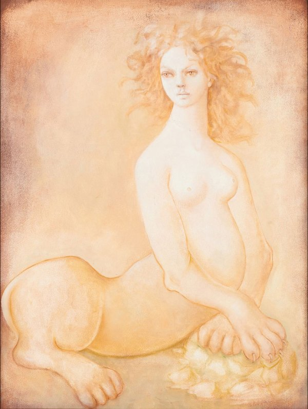 leonor fini, coaching, sphinx, sérénité, métamorphose, metamorphosis
