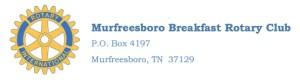 Murfreesboro Breakfast Rotary