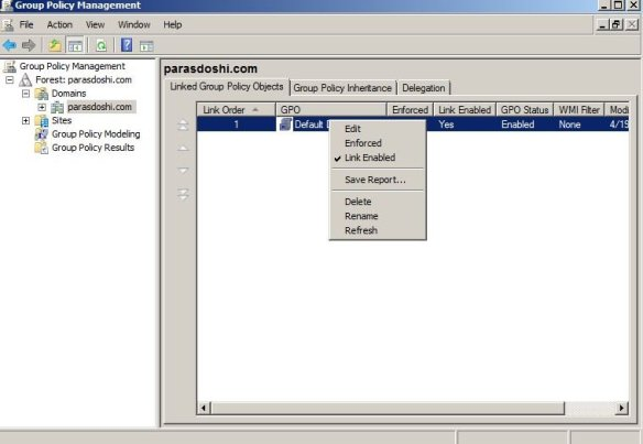 windows server 2008 r2 disable password expiration group policy management