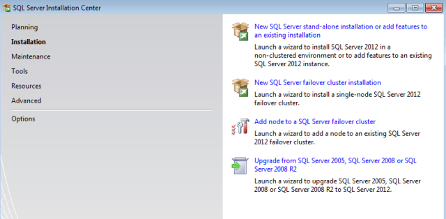 1 step by step install sql server analysis services 2012