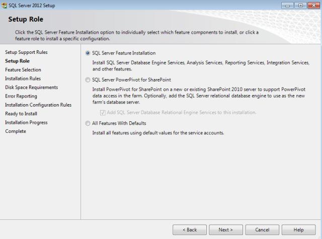 4 step by step install sql server analysis services 2012