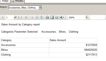 How to set SSRS date parameter default value to previous day