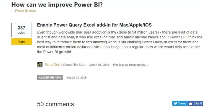 Power Query Excel Microsoft