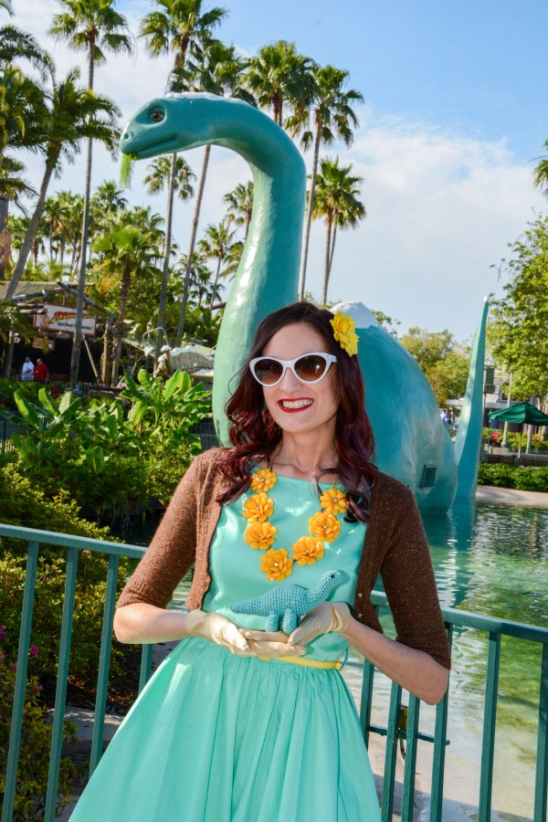 Clarice the Chipmunk,  Dapper Day