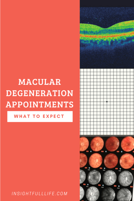 Macular Degeneration Appointments: What to Expect Pinterest
