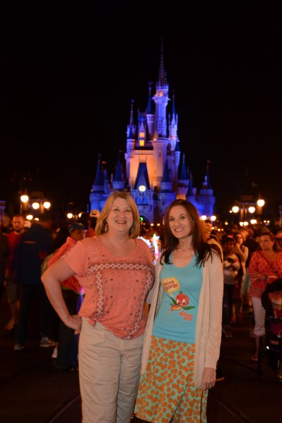 Mother-Daughter Walt Disney World Trip