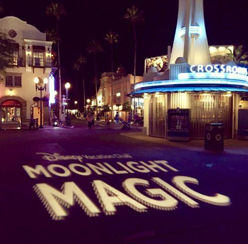 DVC Moonlight Magic: Disney's Hollywood Studios