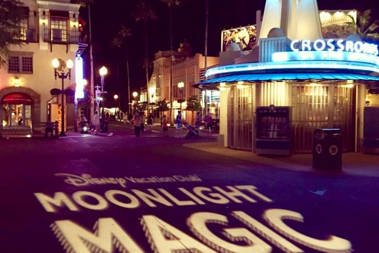DVC Moonlight Magic at Disney's Hollywood Studios