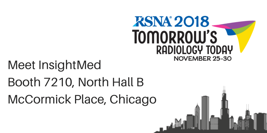 Meet Us at RSNA2018