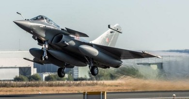 Indian Air force Update : India to receive 3 more Rafale fighter jets on Nov 5