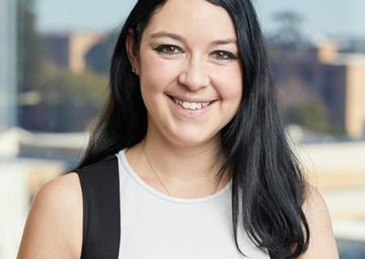 Stefanie Meaden, Client Services Assistant