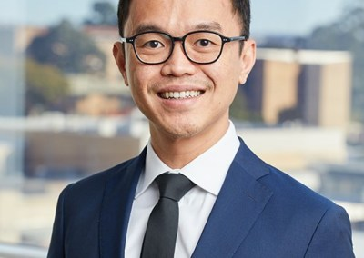 Victor Oey, SMSF Manager