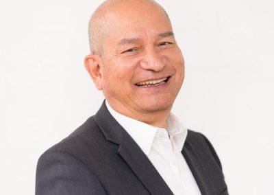 Peter Kinsman, Principal