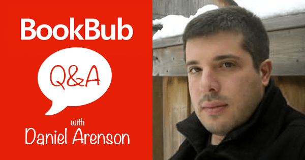 Daniel Arenson BookBub Interview