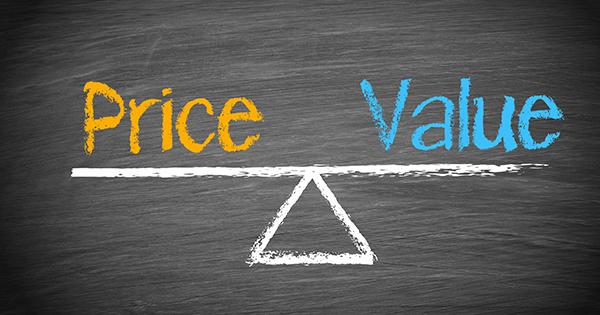 Do ebook discounts devalue content?