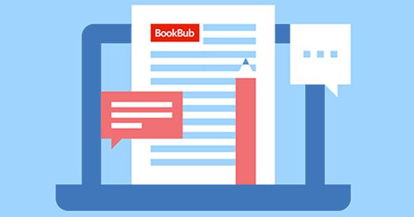 Guest Blog for BookBub