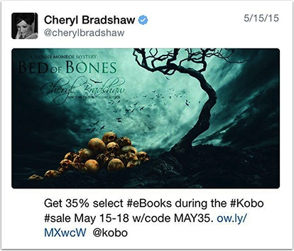 Series Twitter Ad