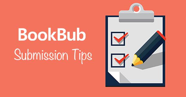 BookBub Submission Tips