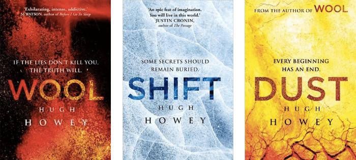 Hugh Howey Series