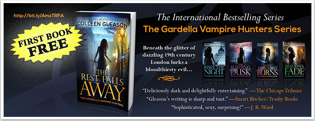 The Rest Falls Away - Free Ebook Promo