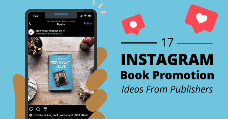 17 Instagram Book Promotion Ideas from Publishers