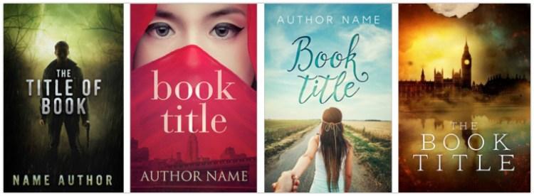 premade book cover designs damonza
