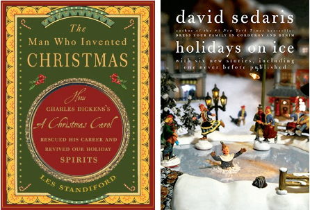 Nonfiction Holiday Book Covers