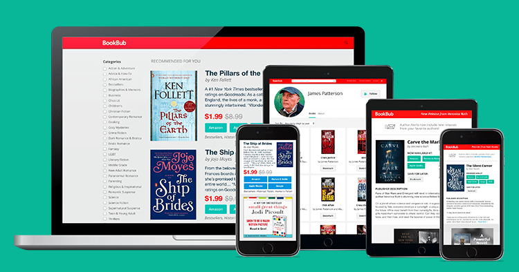 BookBub's Book Marketing Tools