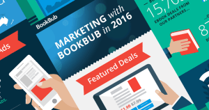 Marketing with BookBub in 2016