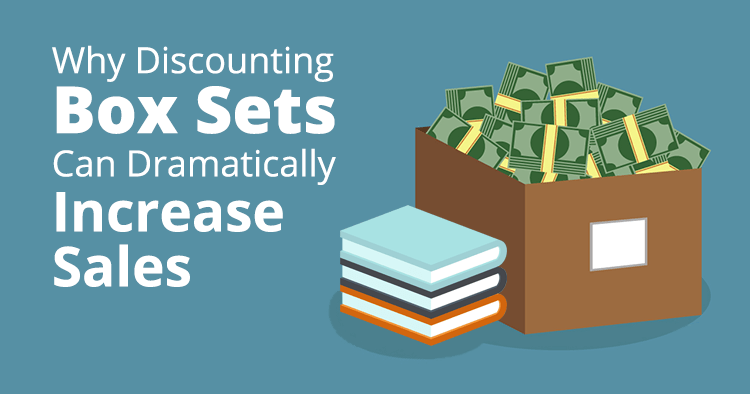 Why Discounting Box Sets can Dramatically Increase Sales