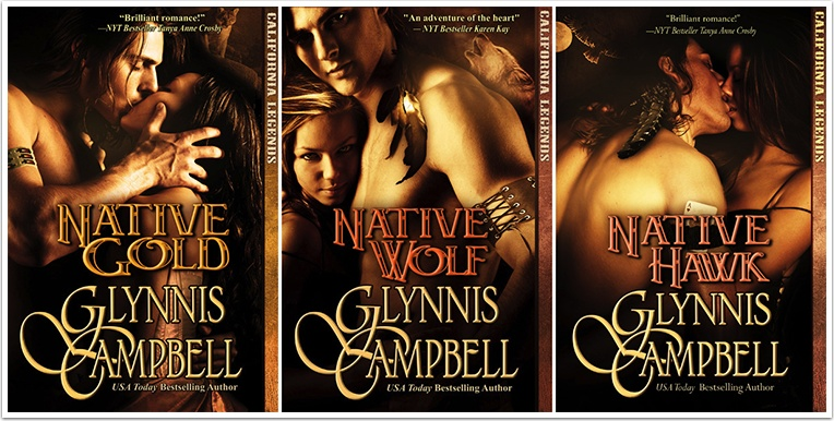 Glynnis increased her book series sales 100x