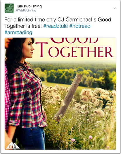 Good Together Tweet