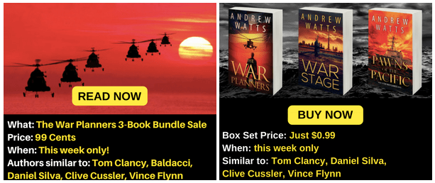 BookBub Ads Creative