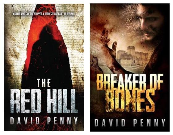 David Penny Book Covers - Original Designs
