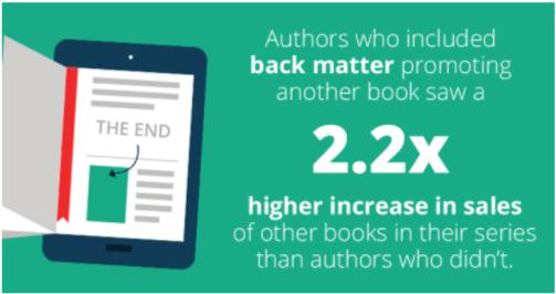 Back matter stat