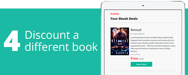 Discount a Different Book