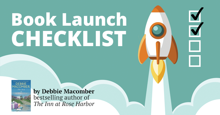 Book Launch Checklist: a Marketing Timeline for Traditionally Published Authors