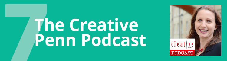 Podcast #7: The Creative Penn Podcast