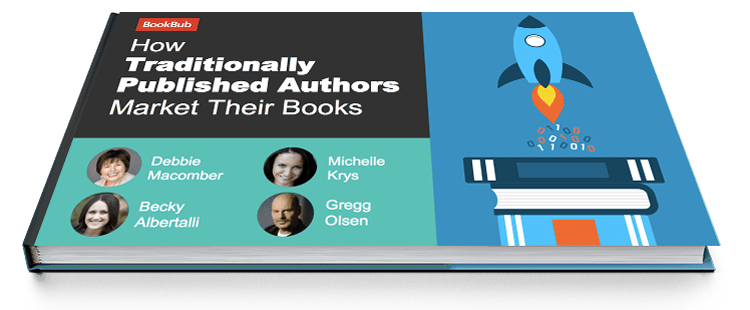 How Traditionally Published Authors Market Their Books