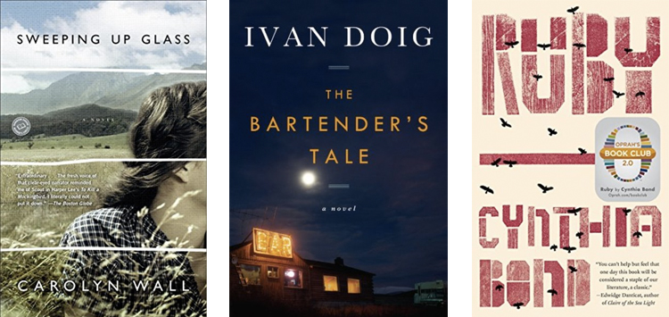 Literary Fiction Trends - Small Towns