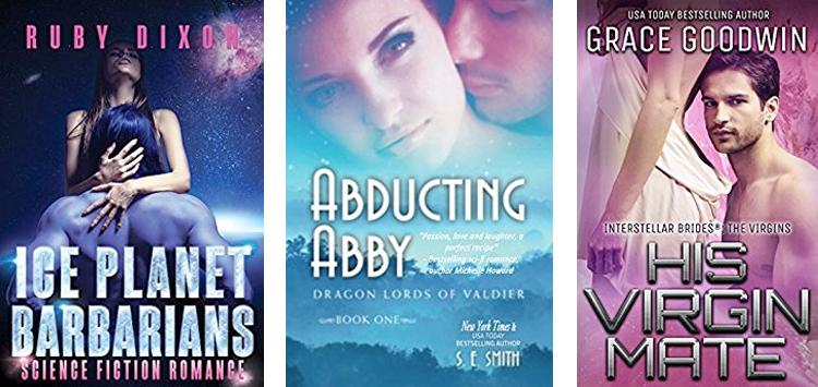 Paranormal Romance Trends - Sci-Fi