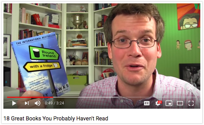 Youtube Book Recommendation