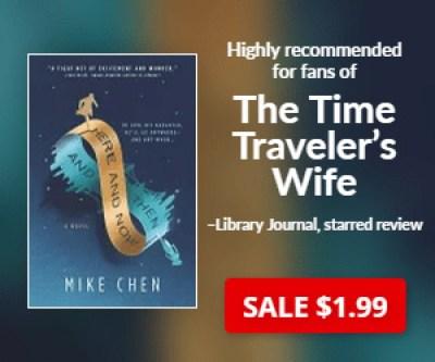 Mike Chen BookBub Ads